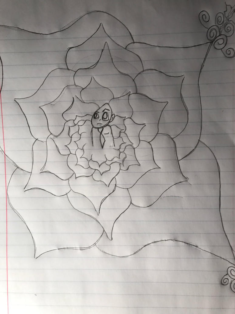 Flower boy by Rystarnini
