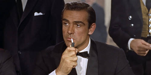 Trends of the times...60's..Bond.. James Bond