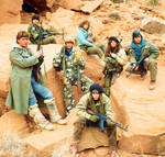 The 80's....Red Dawn....