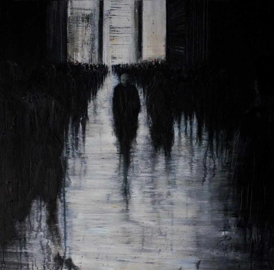 Looking Back by lesley-oldaker