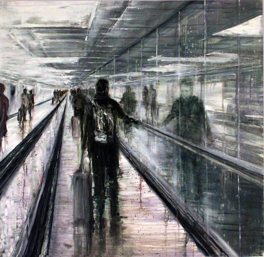 Moving On by lesley-oldaker