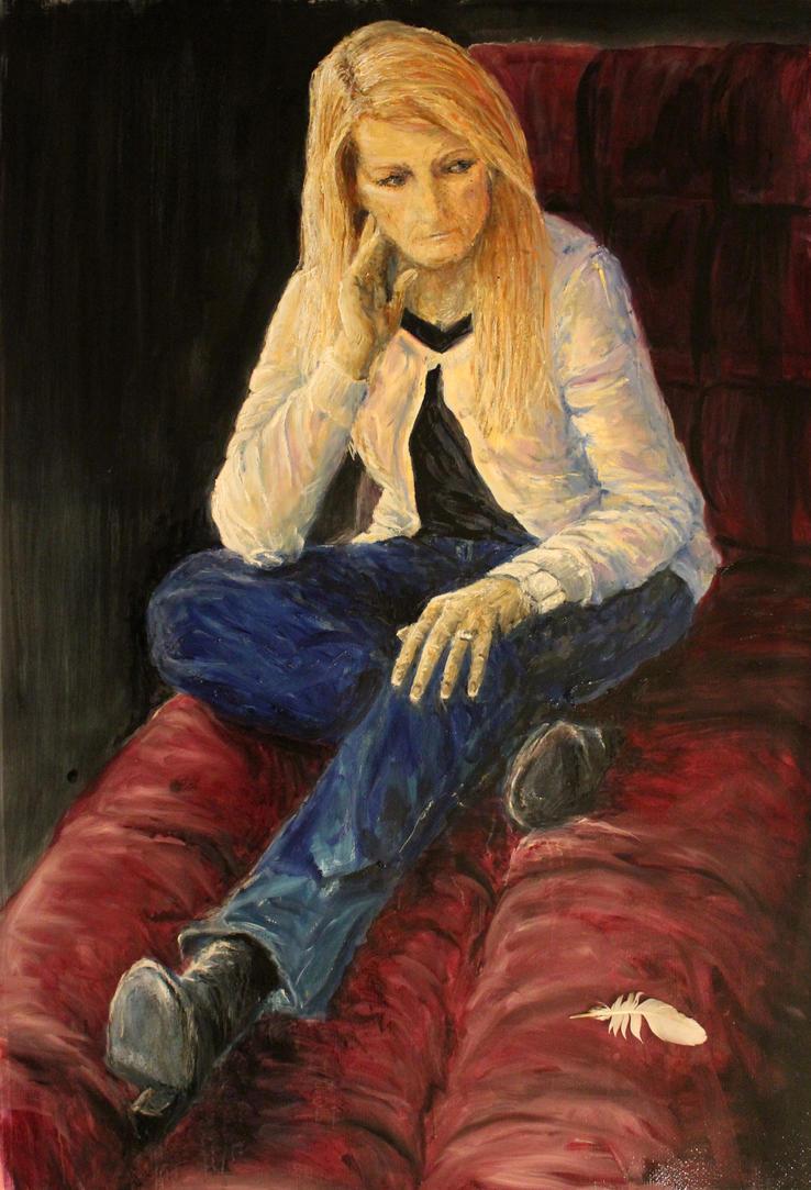 Contemplation by lesley-oldaker
