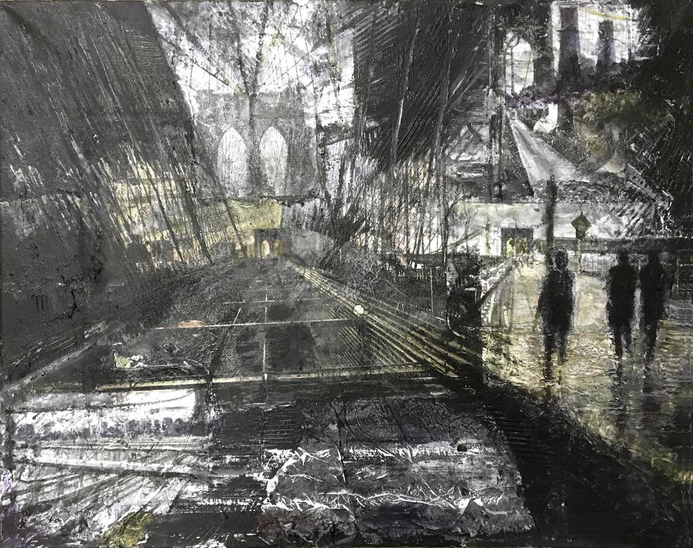 City Limits by lesley-oldaker