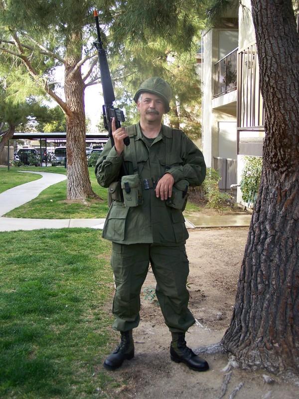 US Army Vietnam War impression by Jacobite1 on DeviantArt