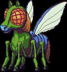 regular horsefly by asahel