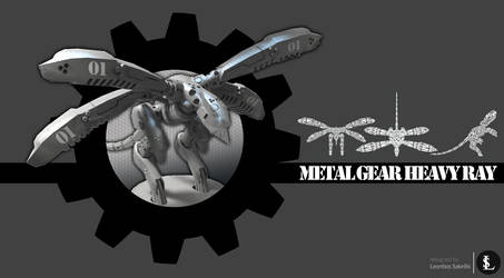 Metal Gear Heavy Ray