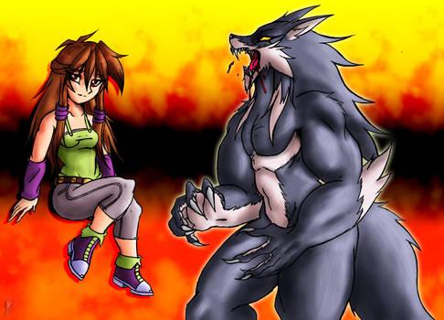 Profile - Rosalyn White X Big Bad Wolf