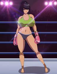 Ryder Boxing Ready Go! - DesingAHV