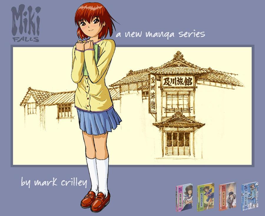 """Prep School"" Miki by markcrilley"