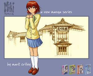 'Prep School' Miki