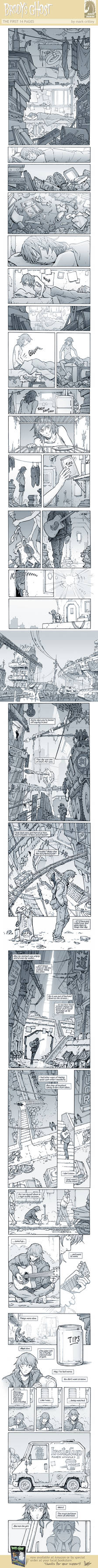 Brody's Ghost 14-Page Preview