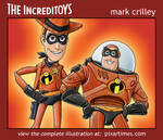 Toy Story Incredibles Mash Up