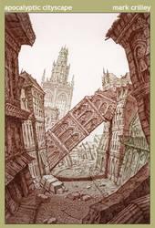 Apocalyptic Cityscape