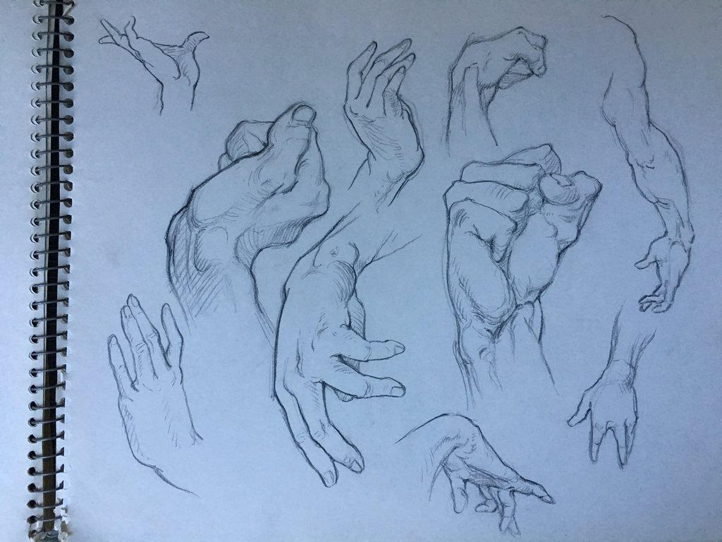 hand drawing practice by markcrilley on deviantart