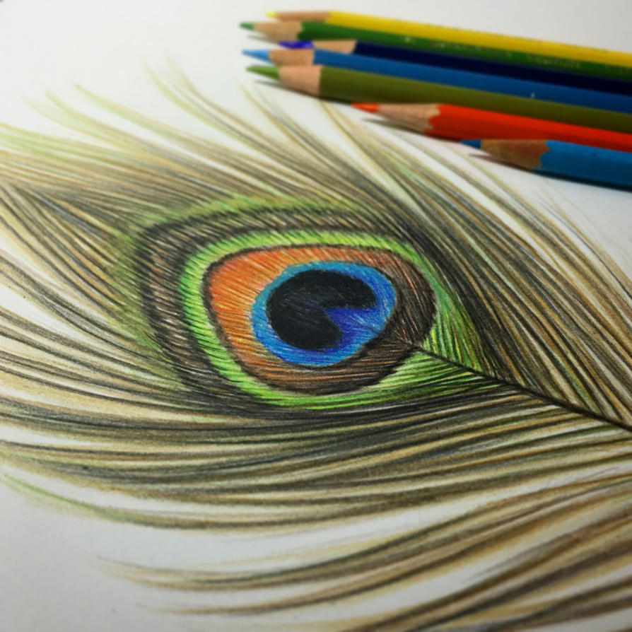 YouTube Tutorial: Colored Pencil Techniques by markcrilley on DeviantArt