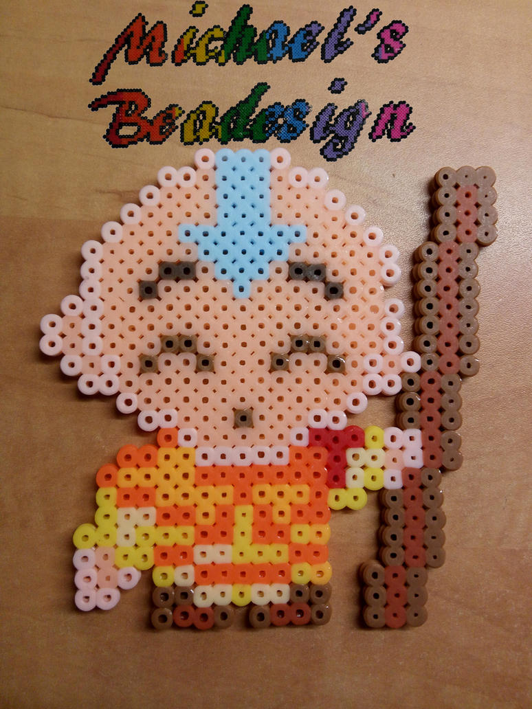 Aang by Beadesign by Bead-design