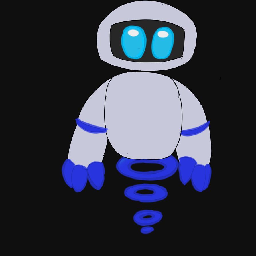 Wall-E inspired Robot by xelaalex