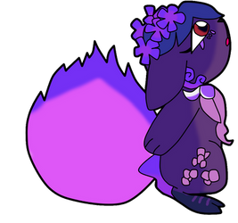 Dream the Arborling for CuteCloudii by xelaalex