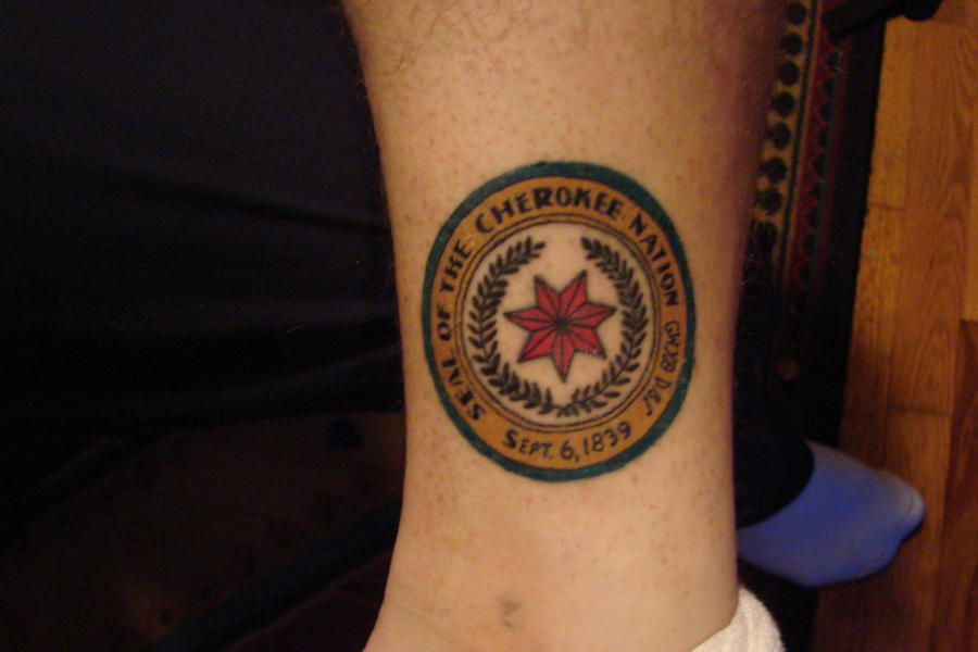 Cherokee Tattoo By Ozzyhelter On Deviantart