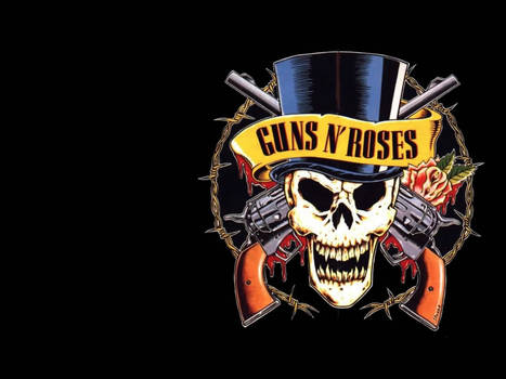 Guns N Roses Wallpaper by Ozzyhelter