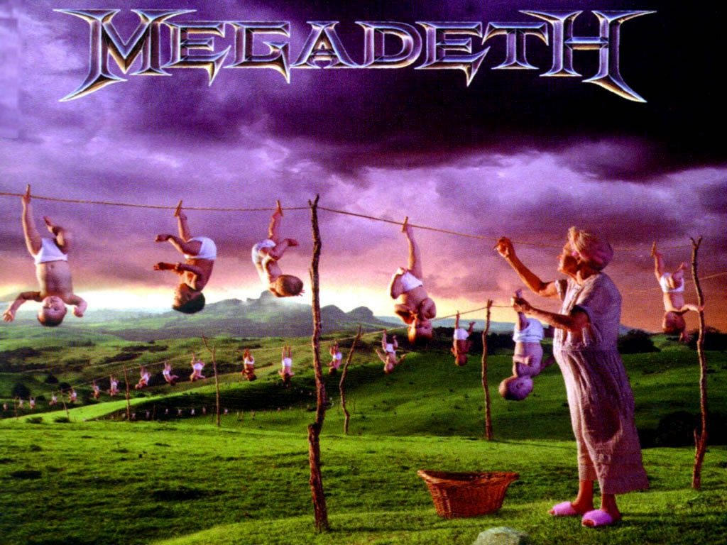 Megadeth Wallpaper 2 By Ozzyhelter
