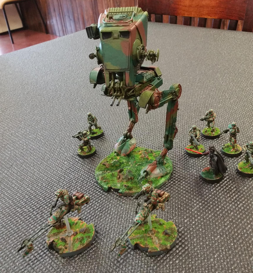 35th Legion - Alpha and Bravo Companies