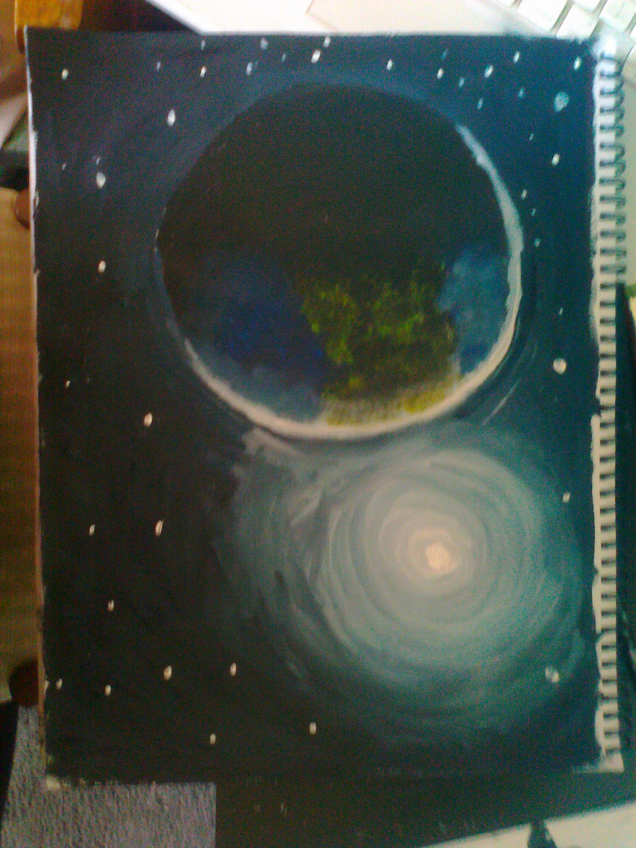 Space A Wonderful Place By Artimislives On Deviantart