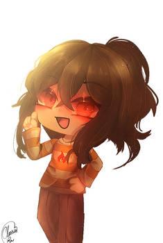 Sunny smile!