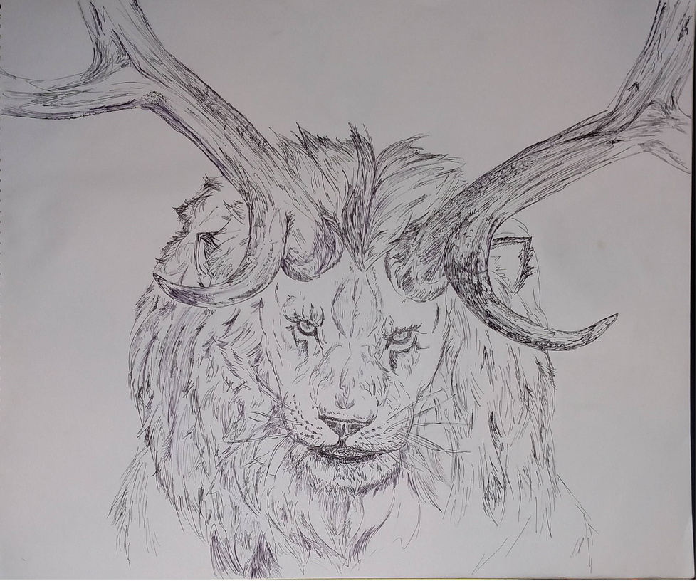 Sketches by Imagayrobot