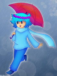 Rainy Days by Mr-Ms-Faded