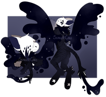 Nevermore (CLOSED) by Scarlettt-Adopts