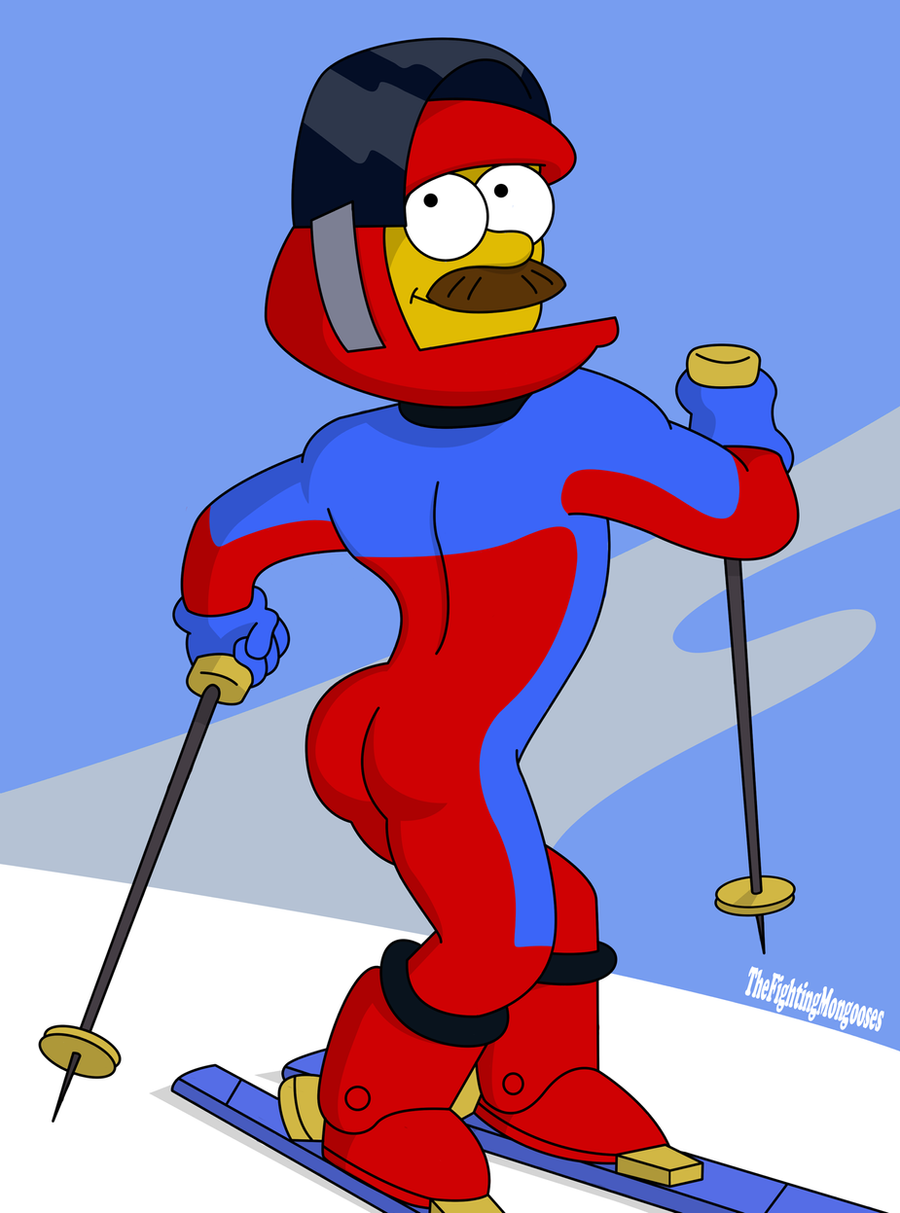 Stupid Sexy Flanders by TheFightingMongooses