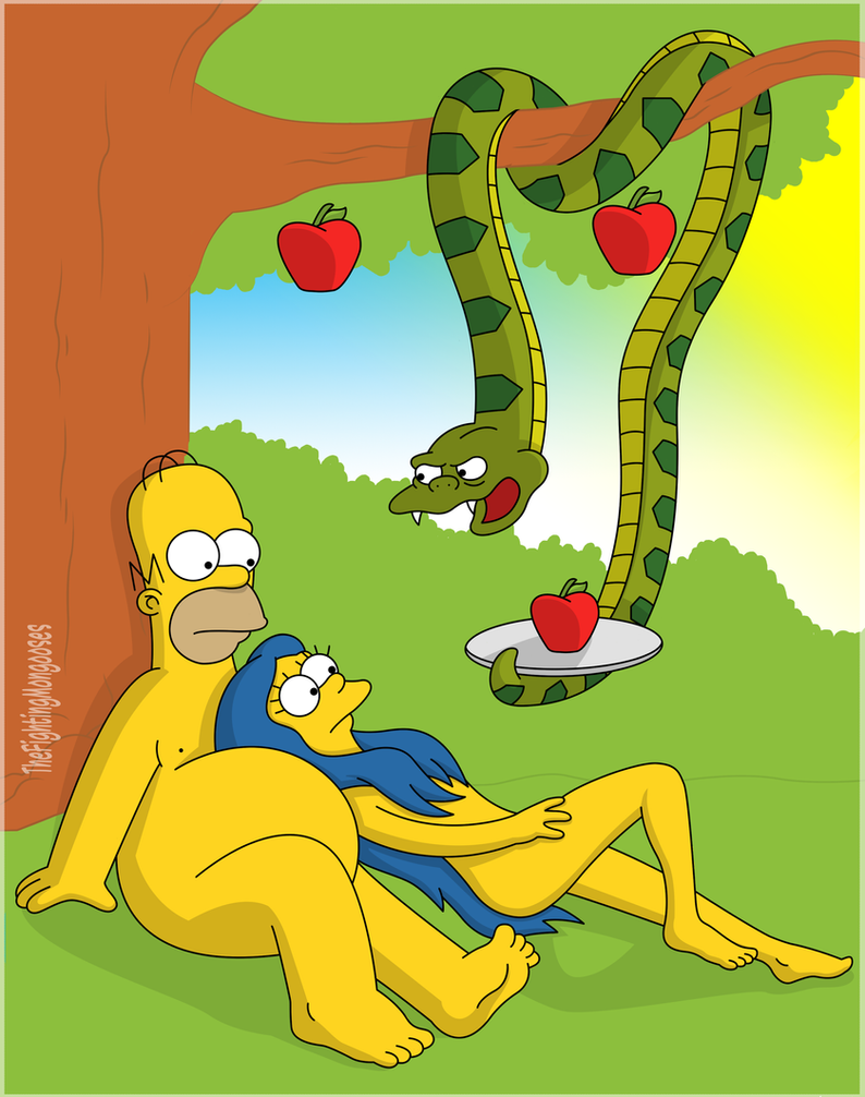 Image result for snake in the garden of eden