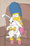 Marge and Bunny
