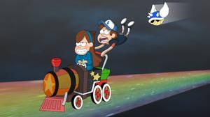 Mabel Kart Dipper Dash