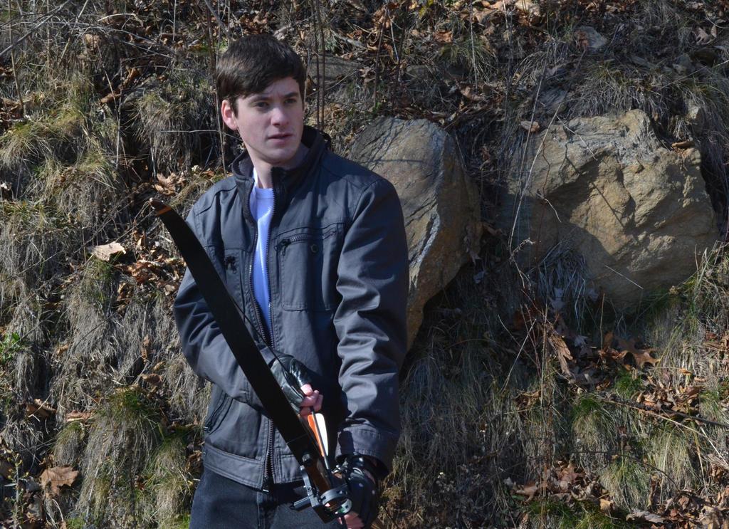 Hunter by Brandon-Tarian