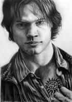 Sam Winchester by Rifty