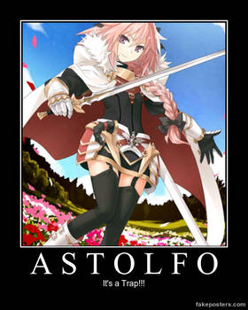 Fate/Apocrypha - Astolfo