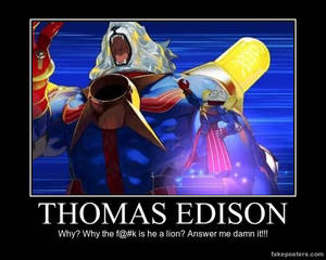 Fate/Grand Order - Thomas Edison (Alternative)