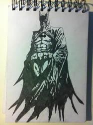 Batman! by Urvet