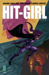 HIT-GIRL COMIC COVER