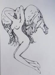 Angel #3 by Kristen-Grunewald