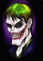 Joker - colour by channandeller