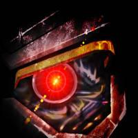 Robo Eye by channandeller
