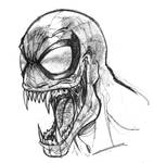 Daily Sketch - Venom