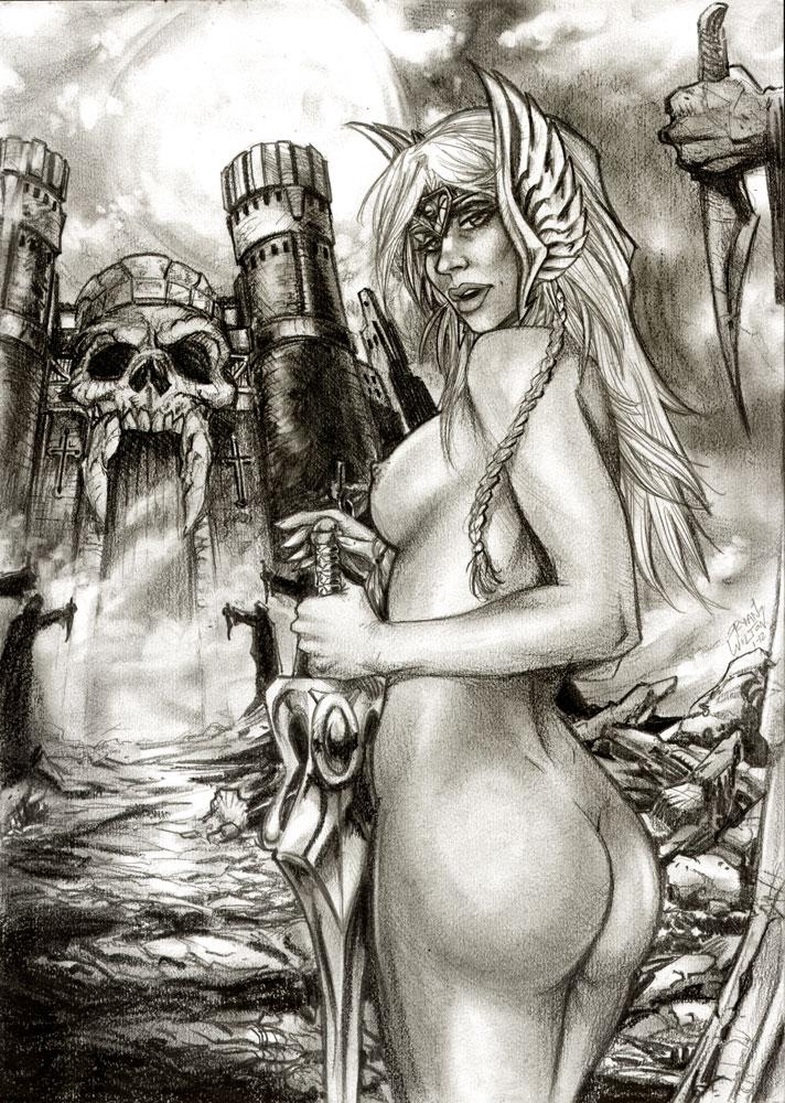 She-Ra - Honor thy Greyskull by channandeller