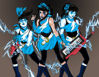ready to ROCK by channandeller