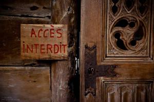 Acces Interdit