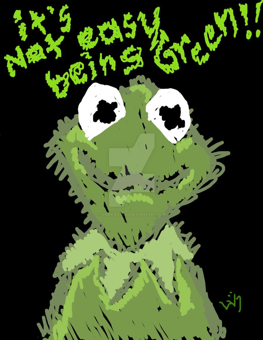 Kermit - rene- gustavo by hidekiexcess