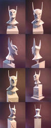 Batman Beyond - multiple views by No-Sign-of-Sanity